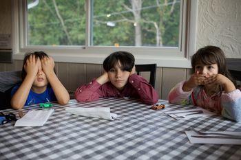缺乏興趣、學習動機也會影響孩子的專注力